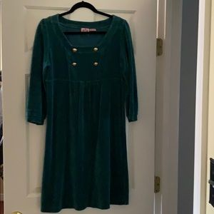 Juicy couture velvet dress